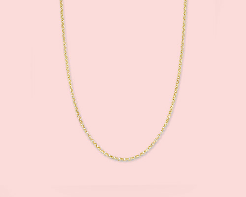 Plain necklaces