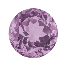 Birthstone February Amethyst
