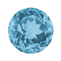 Birthstone March Aquamarine