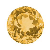 Birthstone November Citrine