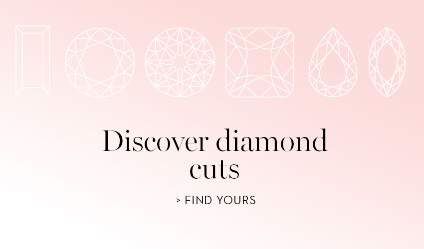 Discover diamond cuts