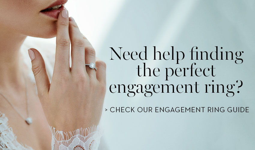 Need help finding the perfect engagement ring?