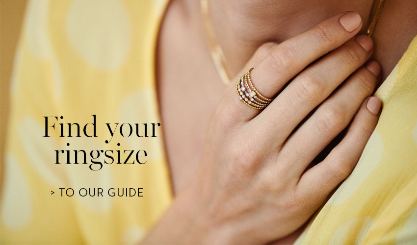 Find your ringsize