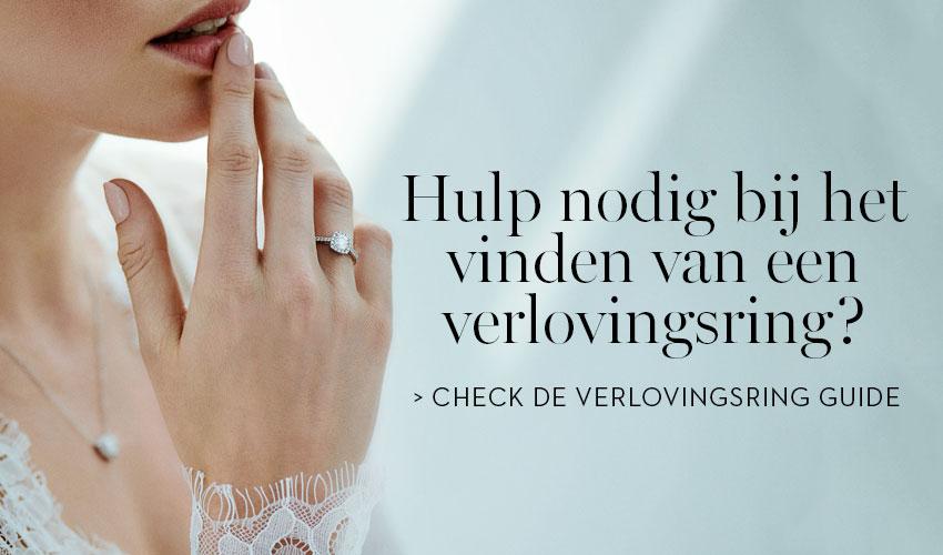 Hulp nodig bij het vinden van een verlovingsring?