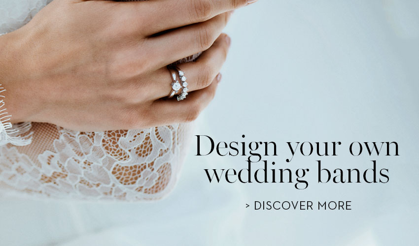 Design your own wedding bands